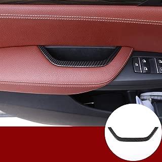 FSXTLLL Cromo Cubiertas de Botones de la Consola Central de BMW Adorno Decorativo para BMW F10 5 Series Accesorios