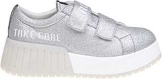 RUCO LINE Luxury Fashion Womens 0394ARGENTO Silver Sneakers | Fall Winter 19