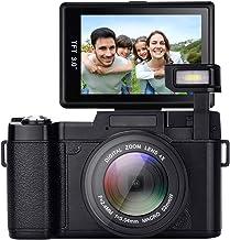 GordVE Digital Camera,24.0 MP 3.0 Inch 180°rotating...