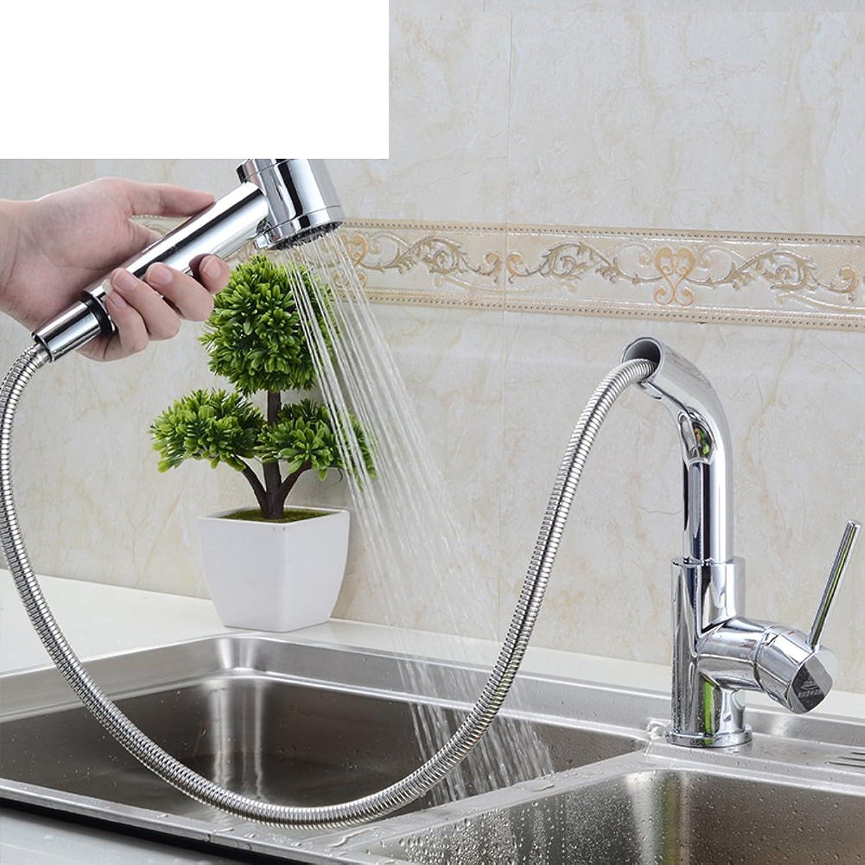 HCP Küchenarmatur Hei und Kaltwasserhahn ziehen Dusche Typ Wasser