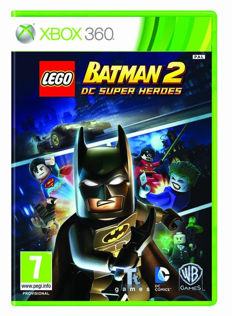 LEGO Popular Cheap bargain popular Batman 2: Superheroes DC