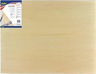 Helix Wooden Lightweight Drawing Board, 24 x 36 Inch, Plain Edge (37415)