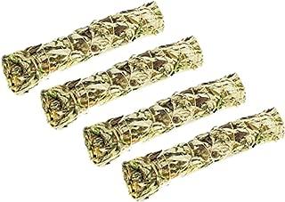 Mugwart (Black Sage) Smudge Sticks Pack of 4 Four inch