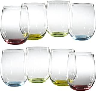 Riedel Happy O Wine Tumblers (Set of 8)