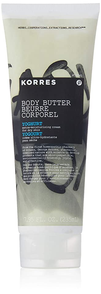 KORRES Yoghurt Body Butter, 7.95 Fl. Oz