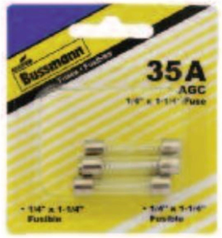 Bussman BP AGC-20 RP 20 5 Our shop Sale item most popular Count Amp Fuses