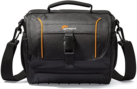 Lowepro Adventura Sh 160 Ii, Ready for Your Next Photo Adventure, Delivering Protection and Practicality in A Modern, Compact Design, Black, (LP36862-0WW) : Amazon.com.au: Electronics