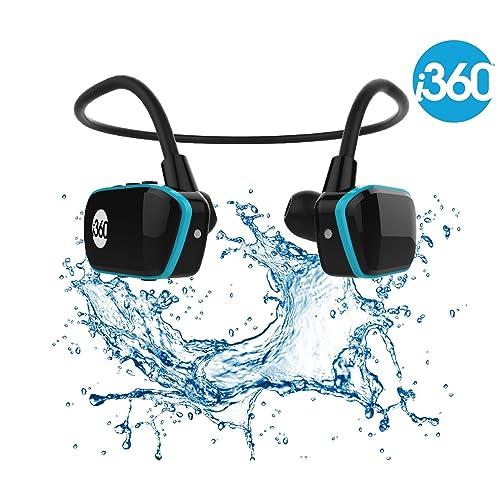 087cae290f1 Swimming MP3 Player Underwater Waterproof to 3 Meters - Wireless 4GB MP3  Player - Listen to