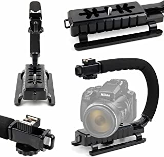 DURAGADGET Estabilizador de Imagen de Mano para Cámara Nikon COOLPIX P1000