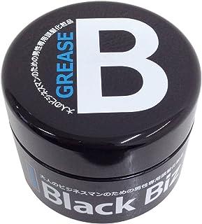 大人のビジネスマンのための男性専用頭髪化粧品 BlackBiz GREASE SOFT ブラックビズ グリース ソフト