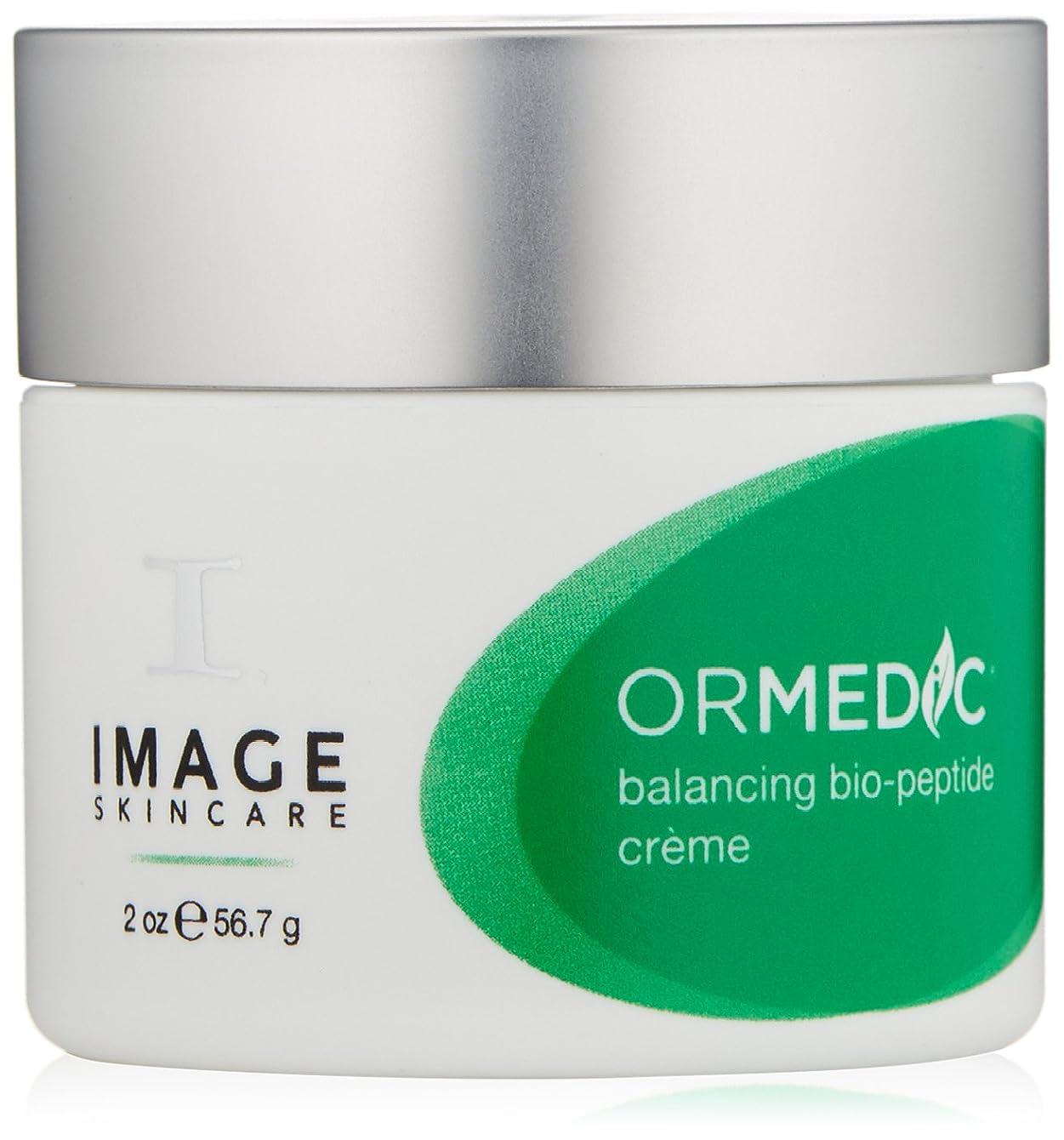包帯憤るどれでもImage Ormedic Balancing Bio-Peptide Creme 56.7g/2oz並行輸入品