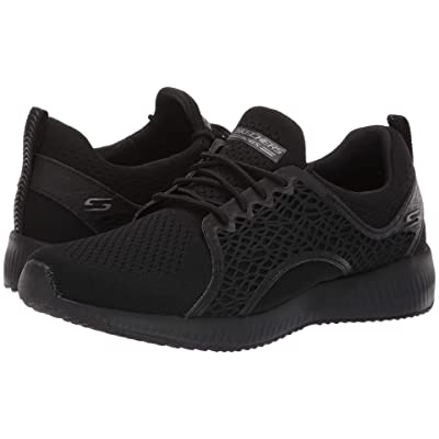 BOBS from SKECHERS Bobs Squad Pocket Ace (Black) Women
