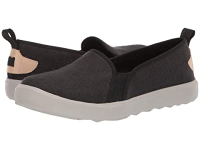 Merrell Around Town Ada Moc Canvas (Black) Women