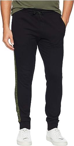 Felpa Jogger Pants w/ Branded Side Seam Tapes