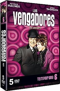 Los Vengadores (Temporada 6 Vol 1)   The Avengers TV [DVD]