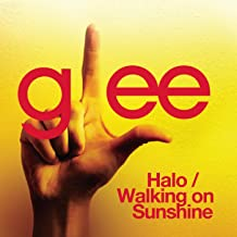 glee halo walking on sunshine mp3