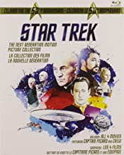 Star Trek: The Next Generation Motion Picture Collection [Blu-ray] (Bilingual)