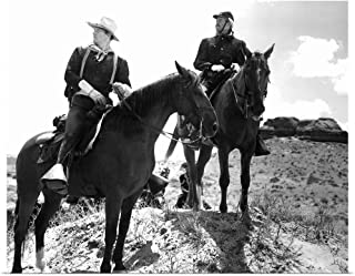 GREATBIGCANVAS Poster Print Fort Apache - Movie Still by 24