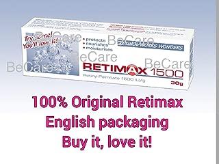 RETIMAX 1500 Vitamin A, Retinol, Protective Ointment, Anti-Ageing 30g