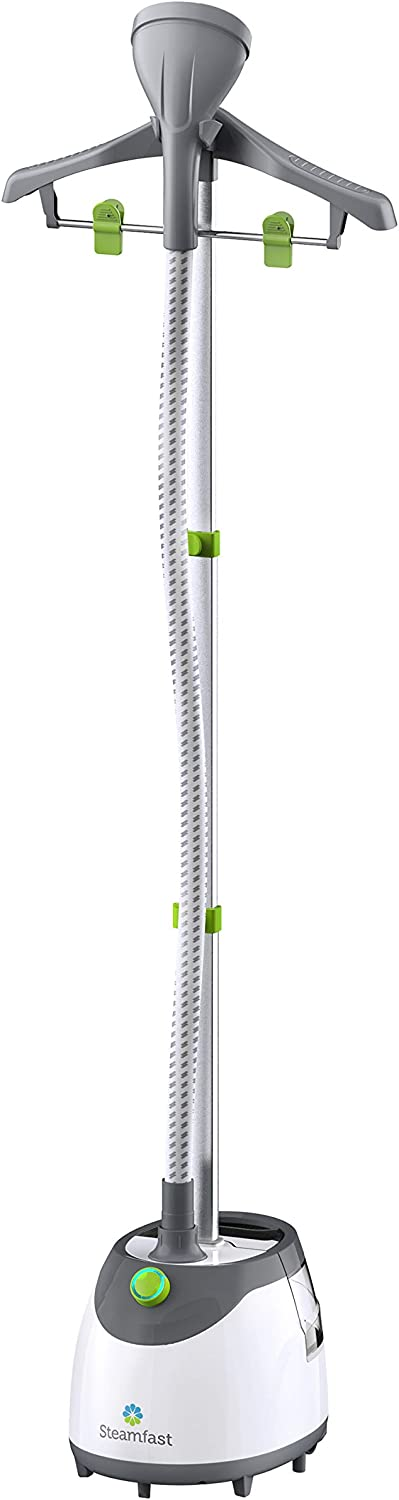 Steamfast Max 85% OFF SF-562 Canister Garment Steamer an with Clothes Hanger service