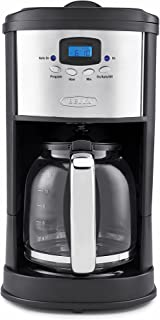 Product of Bella 12-Cup Coffee Maker - Polished Stainless Steel - Coffee Makers [Bulk Savings]