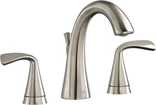 American Standard 7186.801.295 Fluent Widespread Lav with Pop-Up, Brushed Nickel