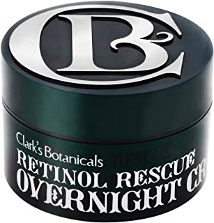 Clark's Botanicals Retinol Rescue Overnight Cream (1.7 Oz./ 50ml)