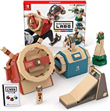 Nintendo Labo Toy-Con 03: Drive Kit - Switch Japanese Edition (*game plays in English)