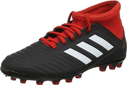 Adidas Prougeator 18.3 AG J, Chaussures de Football Mixte Enfant