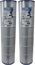 2) New UNICEL C-7676 Hayward Replacement Swimming Pool Filter FC-1250 PA75 C750