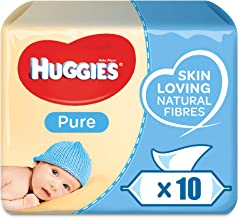 Huggies Pure, 560 Wipes