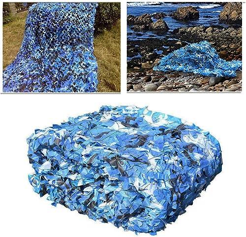 Filet de camouflage 2x3m 10m écran solaire Mesh Camo Parasol de soleil Tissu Oxford Tissu Filet Auvents pour Patios Chasse 2m X 3m Chasse Tir Camping Extérieur Masquer Voiture Voile D'ombrage (Multi-t