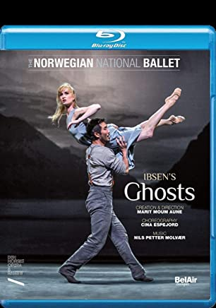 Ghosts [Blu-ray]