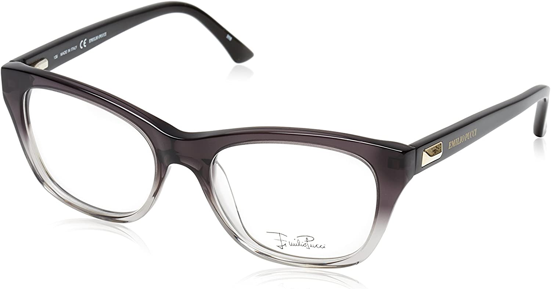 Emilio Pucci EP 2708 017 Grey Gradient Eyeglasses