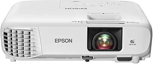 $499 » Epson Home Cinema 880 3-chip 3LCD 1080p Projector, Streaming Projector, Home Theater Projector, Built-in Speaker, Auto Key...