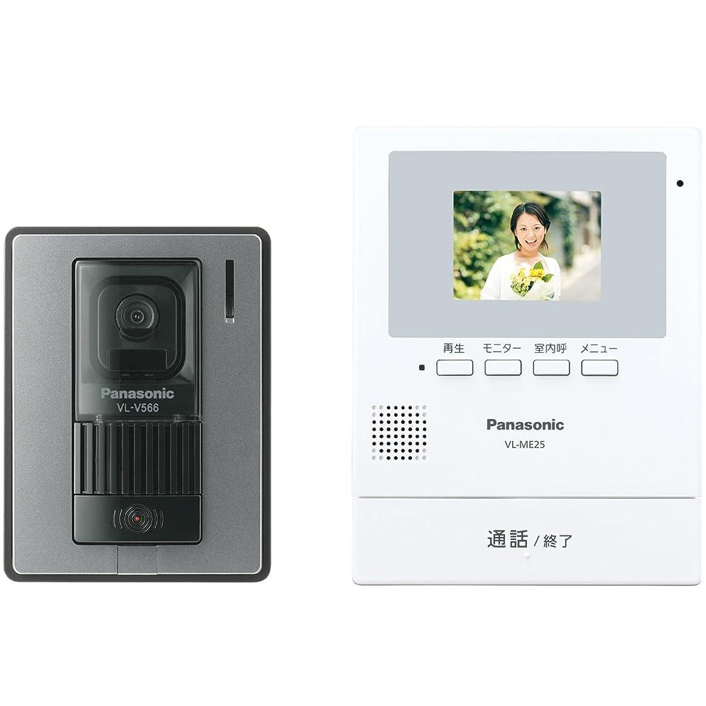 エンジニアリングリーガン宣言パナソニック(Panasonic) テレビドアホン (電源直結式) VL-SE25X