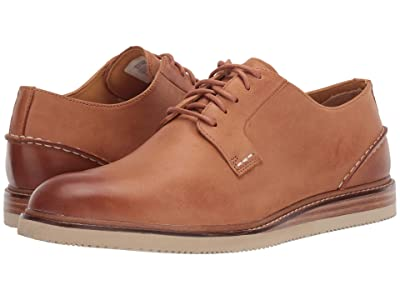 Sperry Gold Cup Cheshire Oxford Leather (Tan) Men