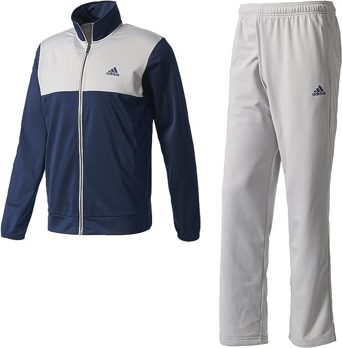 hipocresía prima Amperio  adidas Men's Back2basics Ts Tracksuit: Amazon.co.uk: Clothing