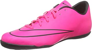 Nike Mercurial Victory V Ic Mens Football Trainers 651635 Sneakers Shoes (US 9, Hyper Pink Black 660)