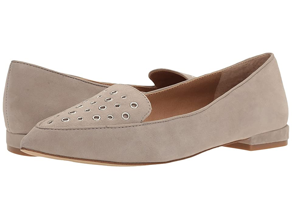 Tahari Esther (Stone Suede) Women