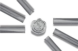 Premium Glue Gun Sealing Wax -Met.Silver- Pack of 6