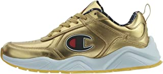Champion Mens 93 Eighteen Block Sneaker