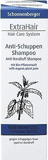 Schoenenberger naturalny kosmetyk ExtraHair szampon przeciwłupieżowy, 1 opakowanie (1 x 200 ml)