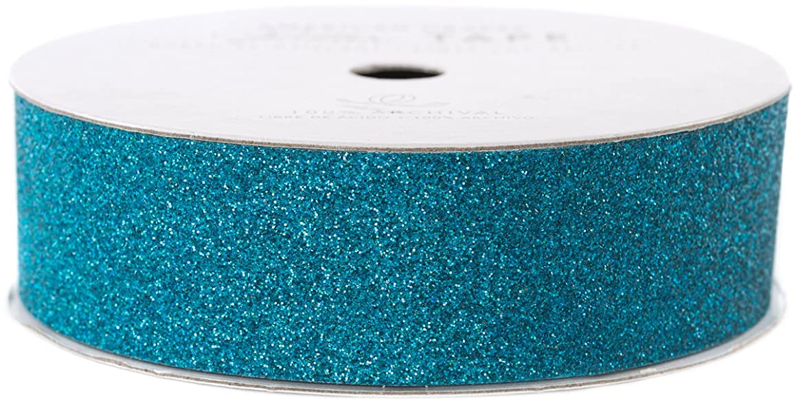 American Crafts 96036 Glitter Tape, 7/8