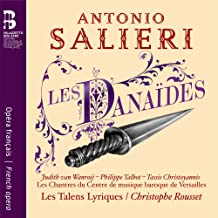 Antonio Salieri: Les Danaides