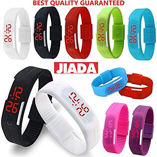 Jiada Kids Favorite Birthday Return Gift LED Bands Set Of 24