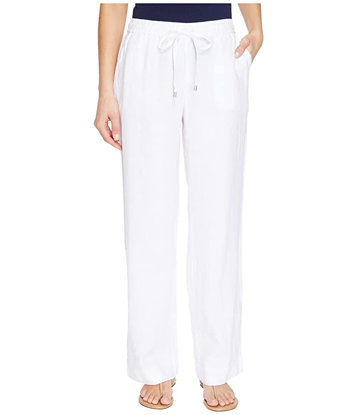 Tommy Bahama  Two Palms Easy Pants (White) Womens Casual Pants