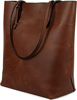 Best leather shopping bag Reviews
