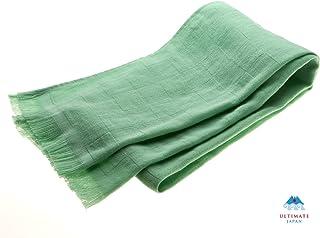 今治まきたおる 【 今治タオル認定 】山ガール御用達の素肌に優しく安全で快適なスカーフタイプのマフラータオル