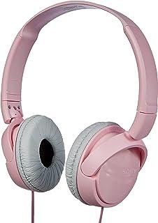 Sony MDRZX110P.AE- Stereo Headphones, Powerful Sound - Pink (International Version)